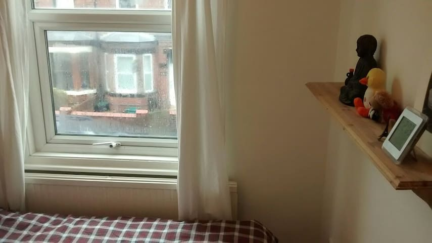 Private Room near city centre - York - Apartamento