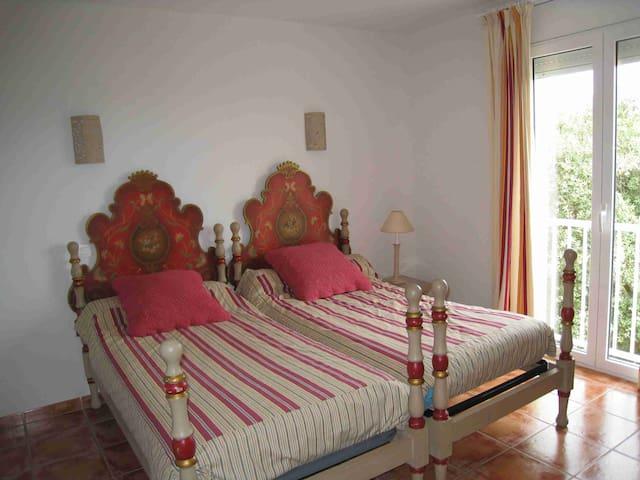 La chambre Catalane