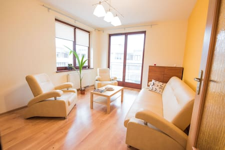 Royal Big Apartment- just 19 EUR in Feb! | ★★★★★ - Krakova - Huoneisto