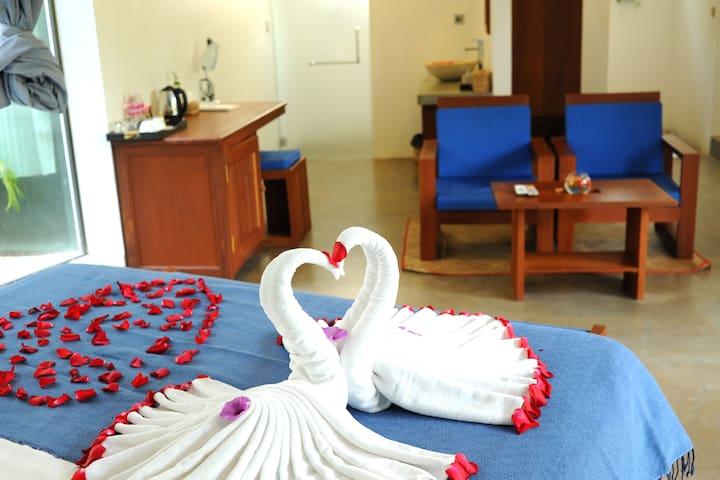 Studio Suite Double Room @Chez Moi Suite - Krong Siem Reap - Bed & Breakfast