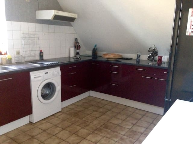 Appartement à 10min de DOLE - Sampans - Apartment