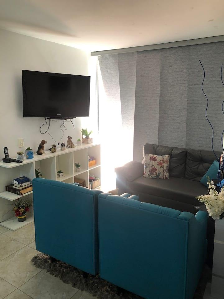 Excelentes apartamento con buena ubicación