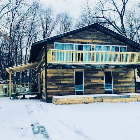 Seven Springs Private Cabin - Stunning Views