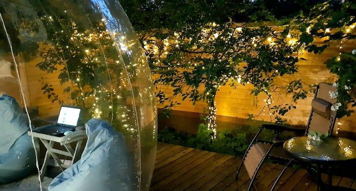 Bubble Dacha