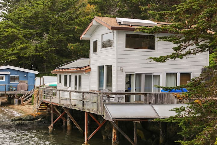 Bleu Bay Beach Cottage