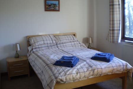 Double Room, Breakfast and Parking