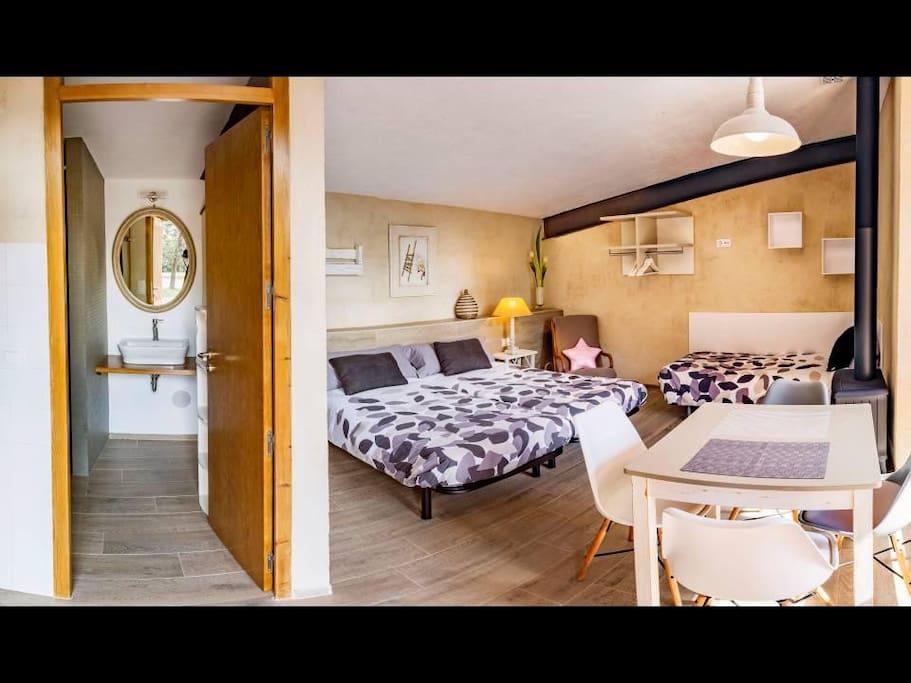 Los apartamentos ofrecen diseño y confort
