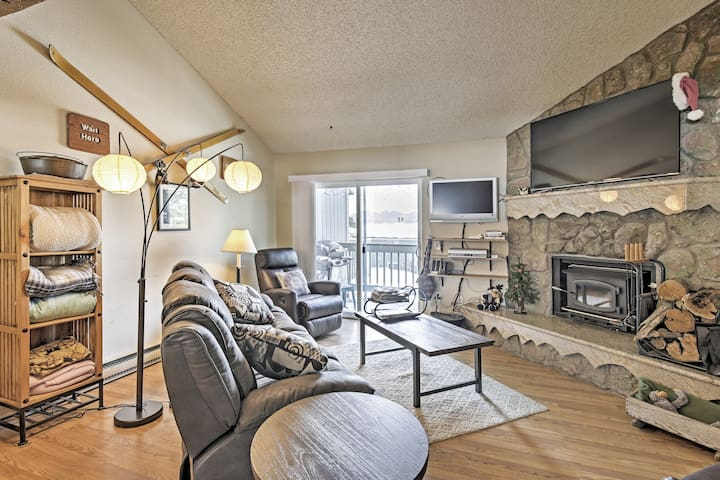 Fraser Townhome w/ Mtn Views - Ski, Swim, & Hike!