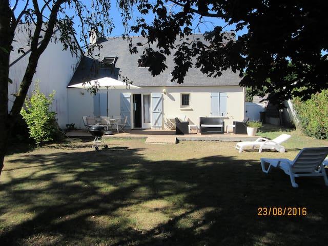 Maison spacieuse près du port - Le Pouliguen - Talo