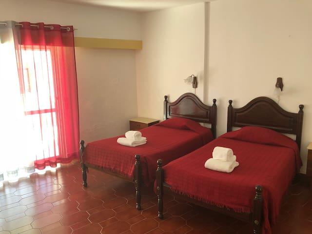 Twin Double Room