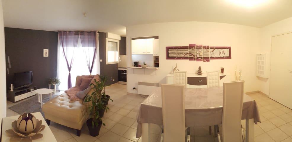 Agréable T2 dans le Pays de Montbéliard - Bavans - Apartment