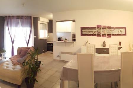 Agréable T2 dans le Pays de Montbéliard - Bavans - Appartement