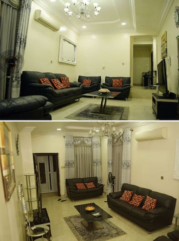 Ziggy's Place......Awesome apartment in Wuse II