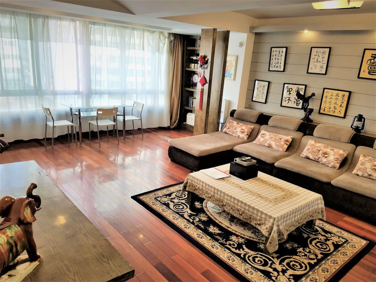 Living room/客厅