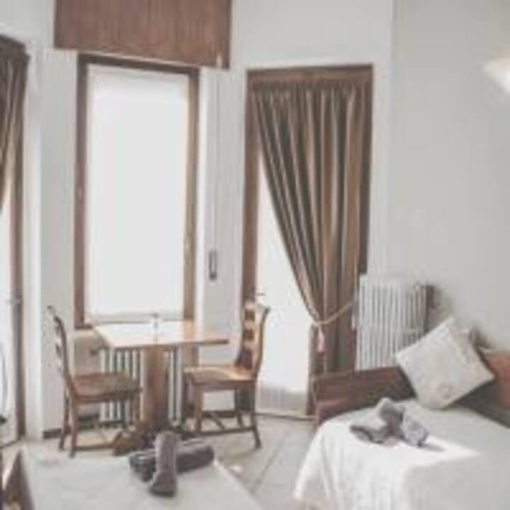 Appartamento Vista Fiume Piode Valsesia- relax-