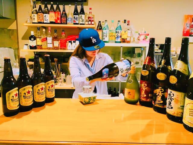 【姫路駅から徒歩5分】👩🦰フレンドリーな居酒屋ママのアットホームなゲストハウス