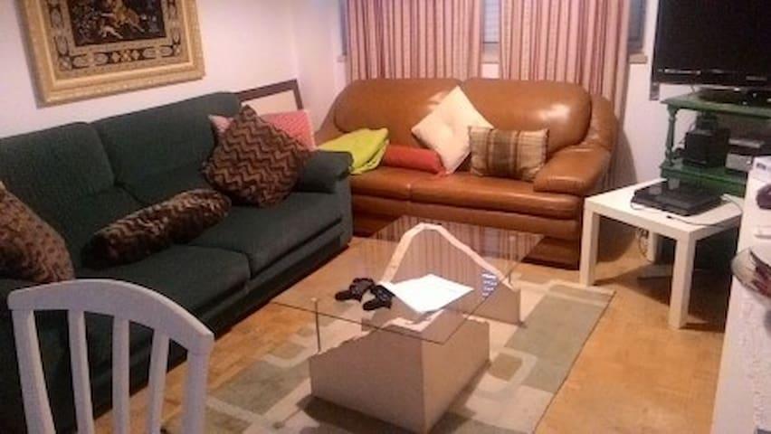 O ESPAÇO IDEAL PARA UMA VISITA OU FÉRIAS - Caparica - Lakás