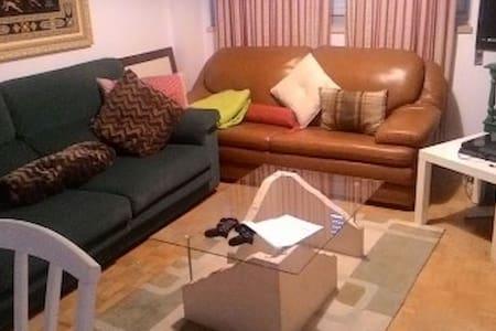 O ESPAÇO IDEAL PARA UMA VISITA OU FÉRIAS - Caparica - 公寓