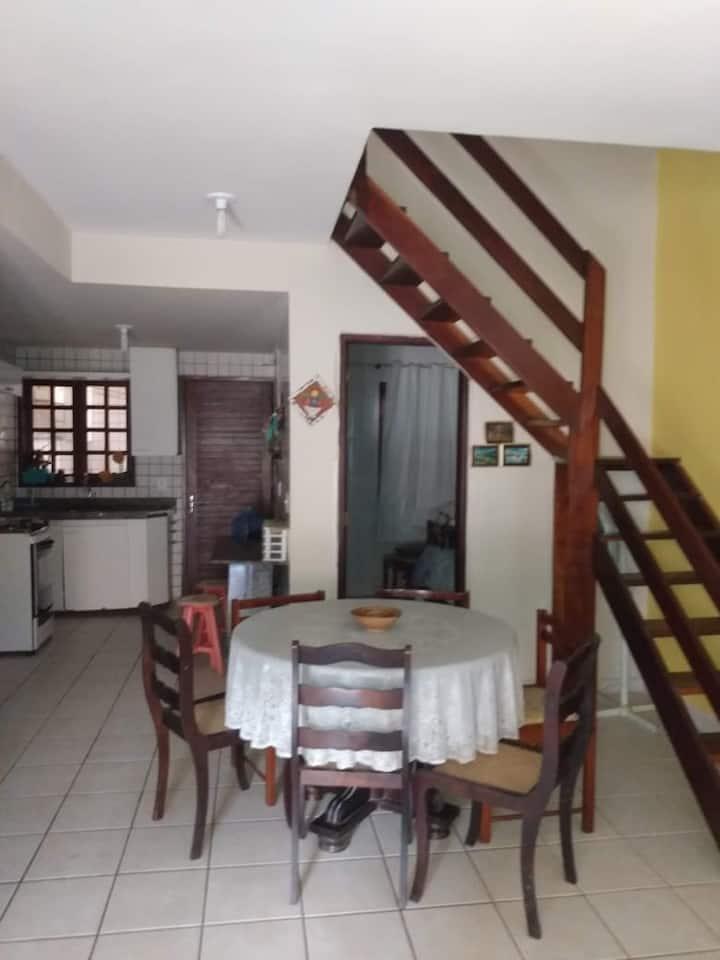 Duplex na praia de barra de São Miguel Alagoas