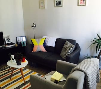 Nice and quiet apartment next to Batignolles - 巴黎