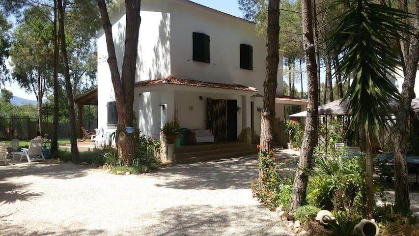 Charming villa on the sea Santa Margherita - Santa Margherita di Pula - Villa