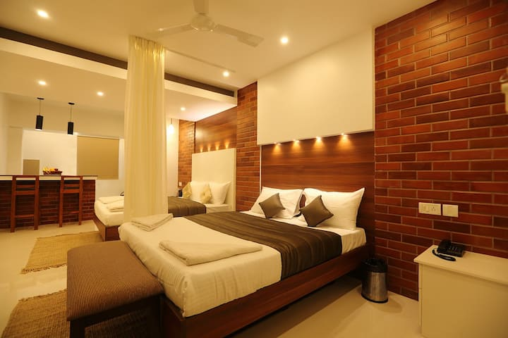 Serviced Apt-Greams Road Near US Consulate_305