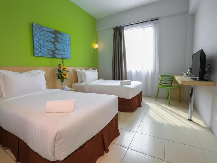 Portuguese Stays  - Superior Twin Bed