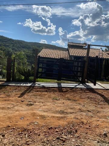 Chalé Serra do Cipó privativo com ar hidromassagem