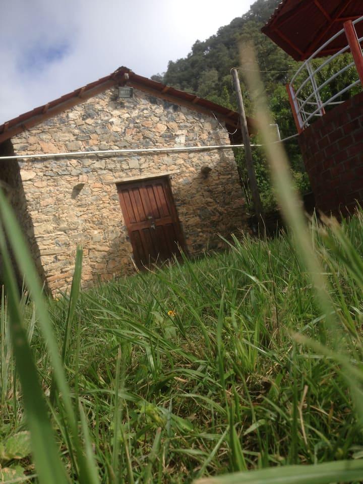 Cabañas Xakali/Cabaña de Piedra