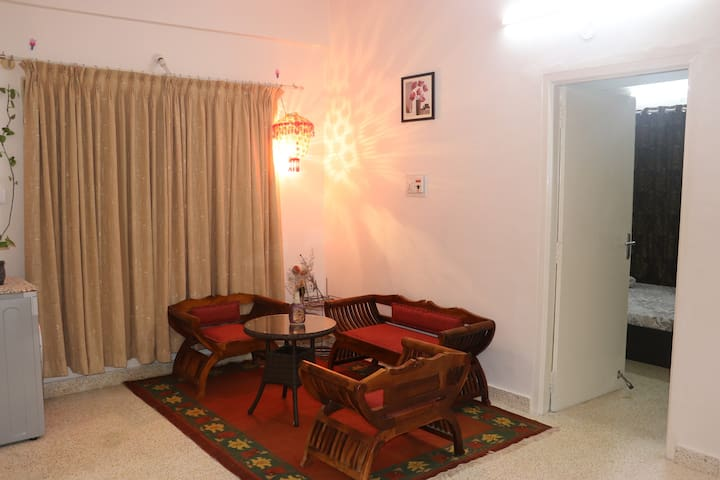 1bhk Serviced Apartment In Indiranagar Bangalore Serviced Apartments For Rent In Bengaluru Karnataka India
