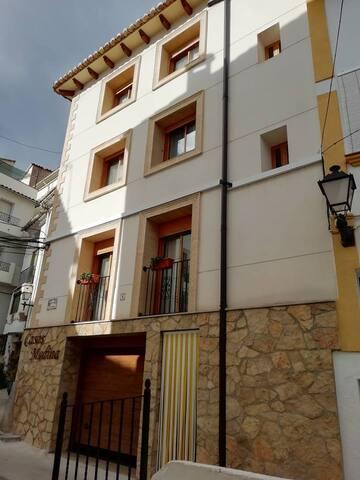 """""""CASAS MEDINA""""  Una Escapada a la Naturaleza"""