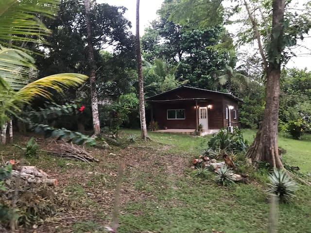 Casa de Campo en Punta de Palma Puerto Barrios