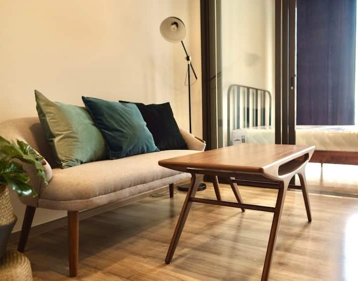 Luxuary Apartment by the Park + Free Transfer