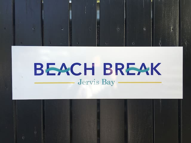 BeachBreak JervisBay Netflix A/C WiFi