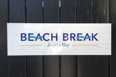 BeachBreak JervisBay Netflix A/C WiFi