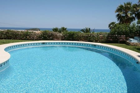 Villa Apartment with Sea View