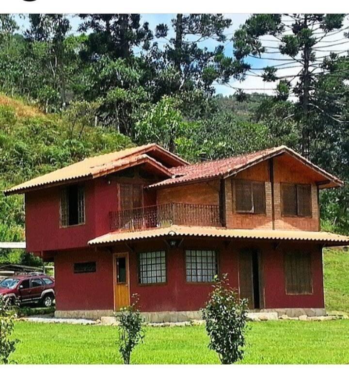 Country House in Visconde de Mauá