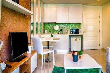 Very nice 1 bedroom apartment close to the beach - Pattaya