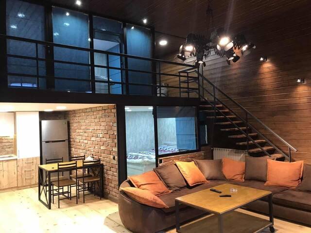 Loft Apartment - Old Tbilisi