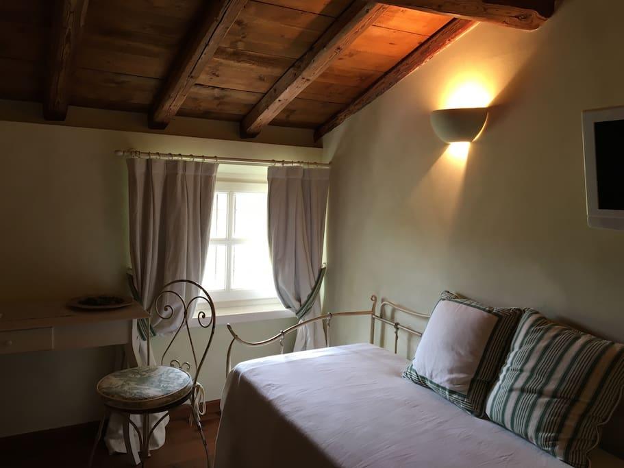 Terzo letto nella stanza, possibilità anche di un quarto letto