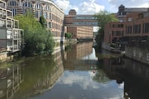 Canal from different angle
