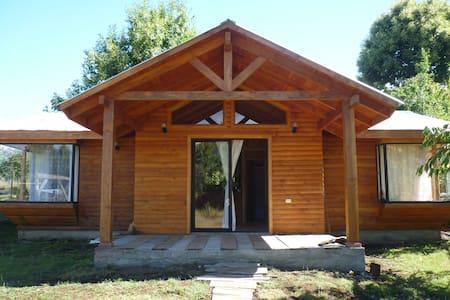 Arriendo hermosa Casa en Coñaripe - Coñaripe