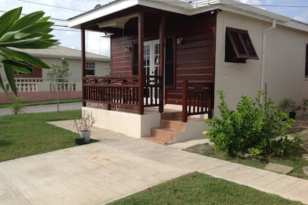 Traditional One Bedroom Self Contained Cottage - Oistins