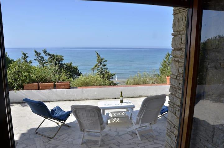 Front Beach Villa