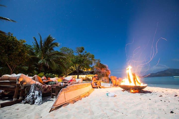 Small Bamboo Hut 3 in Your Dream Private Island - Culion - Choza