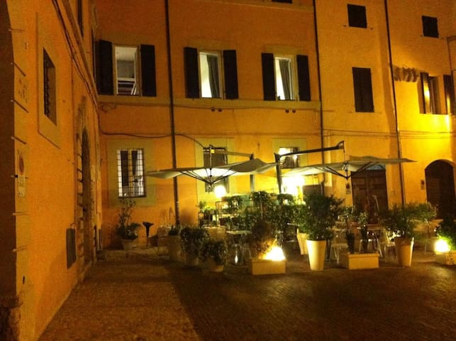 Appartamento nel Cuore di Spoleto - Spoleto - Huoneisto