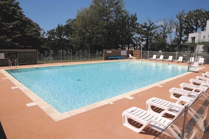Appartement 40m2 proche centre-ville | Piscine + Centre Bien-Etre