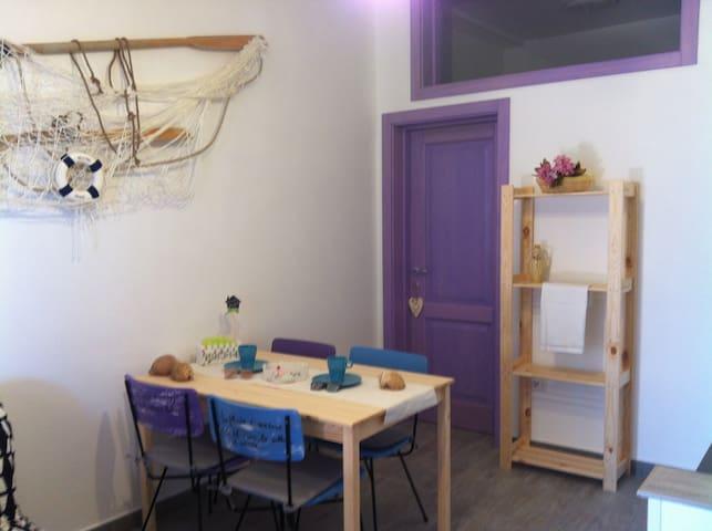 La casa di nonna Benedetta/ Apartment Sun