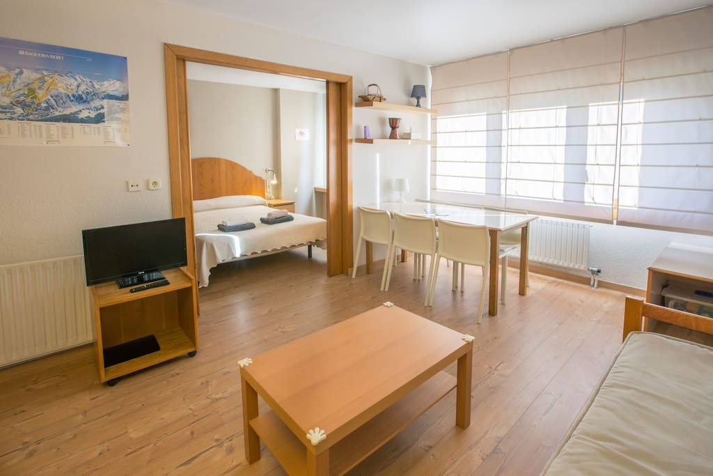 Baqueira Location Appartement