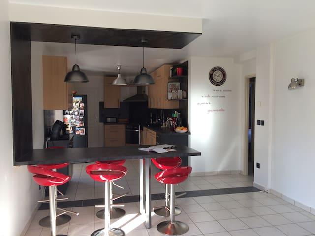 LA BRETECHE - Belle maison à la campagne - 14 pers - Néry - Casa